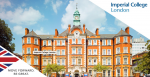 Технолагерь в Imperial College London, Лондон, Великобритания