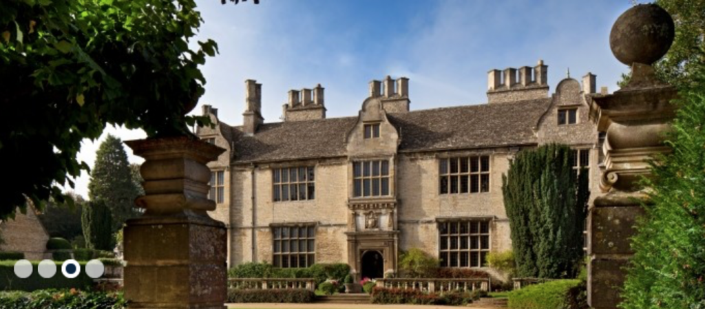 Yarnton Manor 3
