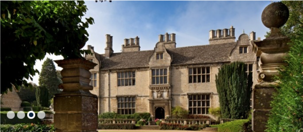Yarnton Manor 2